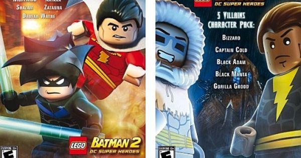 0669313415ad2b203c78c5d80daa4357 - How To Get Gorilla Grodd In Lego Batman 2