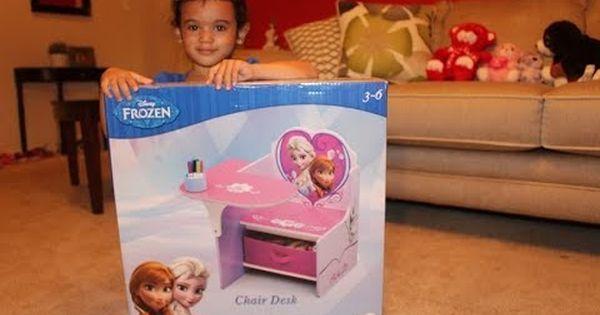 Delta Children Frozen Chair Desk With Storage Bin Review Frozen Chair Delta Children Desk Chair