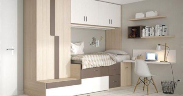 Soluciones De Armarios Para Habitaciones Pequeas Dormitorios