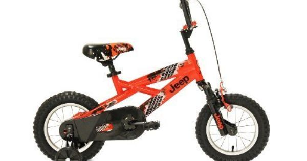 12 Inch Boys Bike With Rugged Steel Frame Jeep Boy S Bike 12
