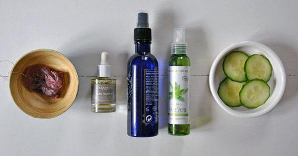 cernes et poches 5 soins naturels efficaces diy