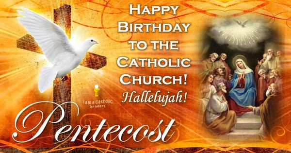 pentecost catholic encyclopedia