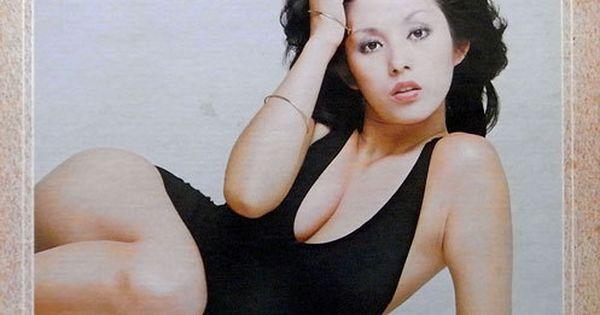 Natsuki Mari (夏木マリ) 1952-, Japanese Actress | Japanese ...