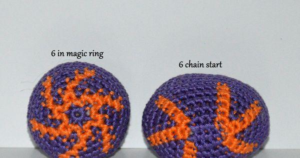 Understanding Crocheting : Understanding spheres and ovals in crochet amigurumi Amigurumi ...