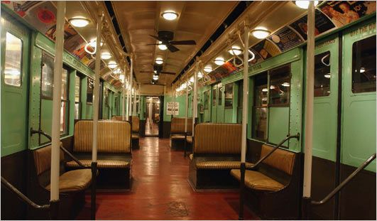 Nostalgic Rides Around New York Have A Listen Screech New York Subway Nyc Subway Nyc History