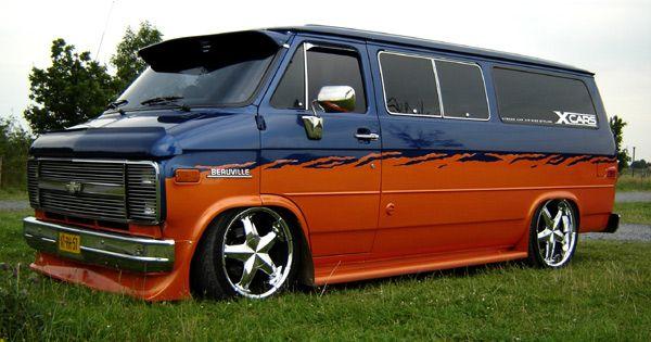 Https Www Google Com Search Q Custom Chevy Van Car