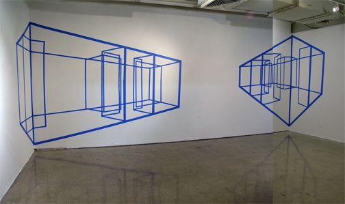 Perspective Drawing On The Wall Google Search Kunstunterricht Ideen Perspektive