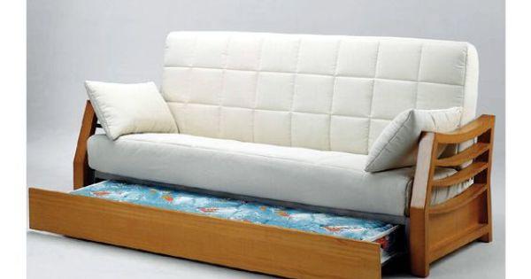 Sof cama clic clac con cama nido sofa cama tapizado en for Fabrica sofa cama 2 plazas