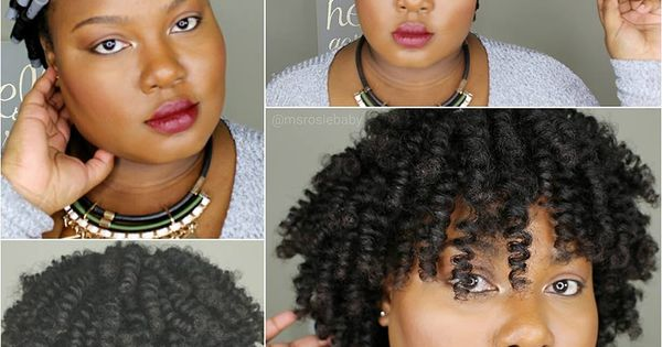 How To: Corkscrew Curls With Perm Rods