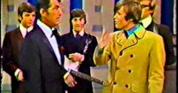 Herman S Hermits Sing With Dean Martin March 30 1967 Mairzy