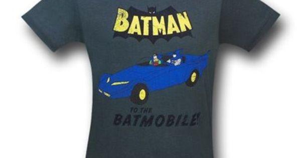 Batman 80 Ans Batmobil Sweat-Shirt Unisex