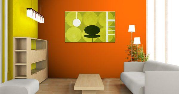 Sala de estar color de salas pinterest espacios for Salas espacios pequenos