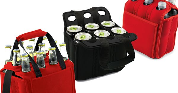 3-in-1 Can and Bottle Cooler. i know the perfect people!