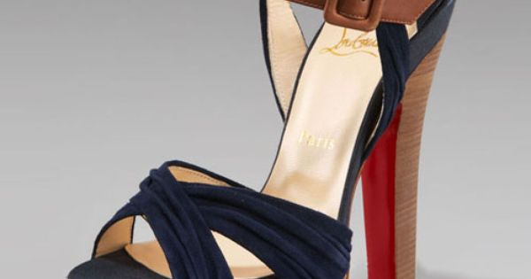 One Should Love Christian Louboutin Is Best Presents in Cold Day
