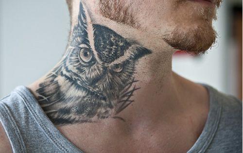 owl tattoo patterns tattoo design