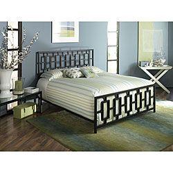 Bellwood Victorian Iron Metal Bed By Inspire Q Classic Lit En