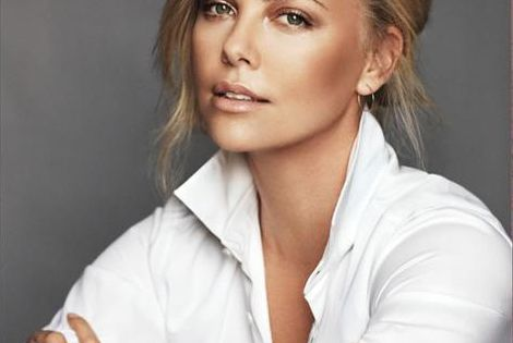 Charlize Theron- role model and girl crush :)