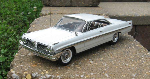 1961 Pontiac Bonneville Built 1 25 Modelhaus Resin