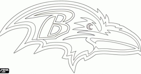 Baltimore Ravens Logo American Football Team In The North