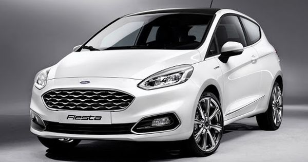 All New Ford Fiesta Gets Luxury Vignale Edition Priced From