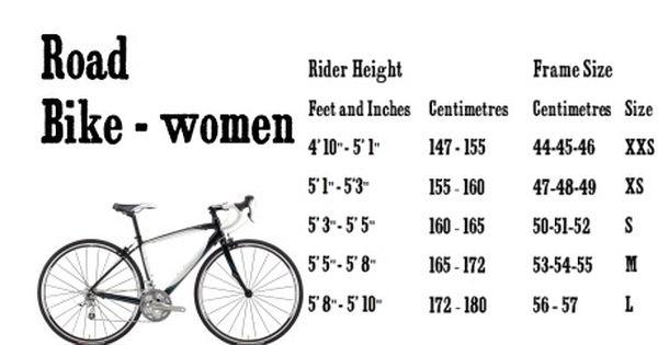 Bike Sizing Guide Road Bike Schwinn Bike Bicycle Mountain Bike