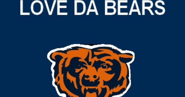 Real Women Love Football SMART women Love DA BEARS! :)- I'm like