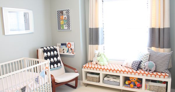 cute boy nursery idea