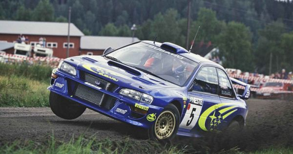 Subaru Impreza WRC Rally de Finlandia 1999 richard burns 1:43 hpi 8580 nuevo