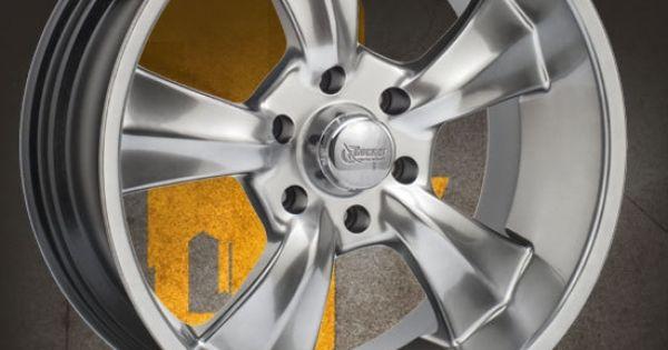 Rocket Booster 6 Hyper Shot wheels are designed for 6 lug ...