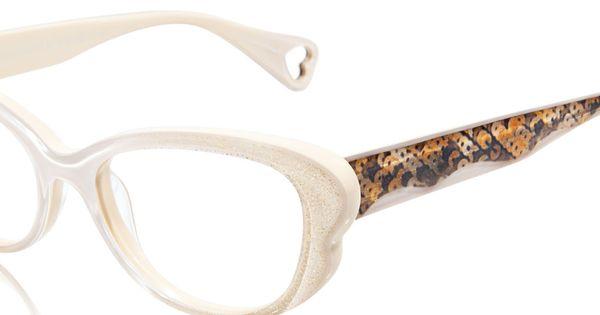 Betsey Johnson Solar Flare Bj 0146 Eyeglasses Women S