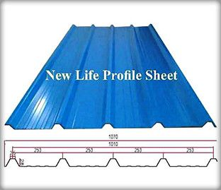 Color Coating Roofing Sheets Are Primarily Made Of Galvanized Steel With Thin Lining Enamel And Fine Color Coat Pre Engineered Buildings Roofing Sheets Roofing