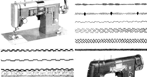 kenmore sewing machine repair manual free