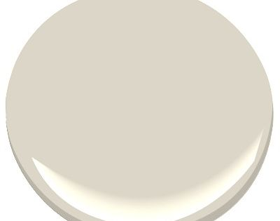 BM Natural Cream OC-14 This color has a Light Reflectance Value (LRV)