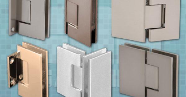 Frameless Shower Door Hinges Door Designs Plans Door