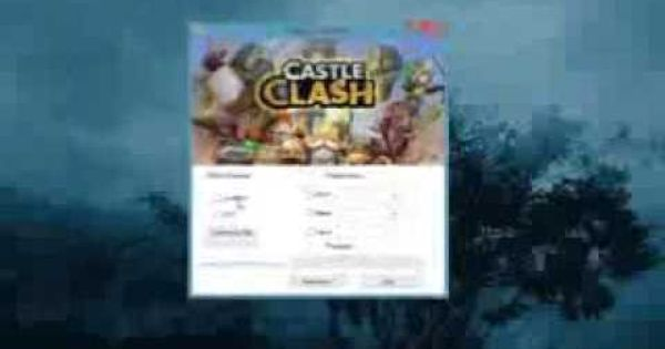 17 02 14 Updatecastle Clash Hack Cheat Free Download Castle Clash Hack Castle Clash Castle