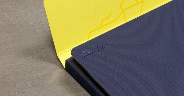 nike brochure design - nike kd vi folder and print by accept proceed print