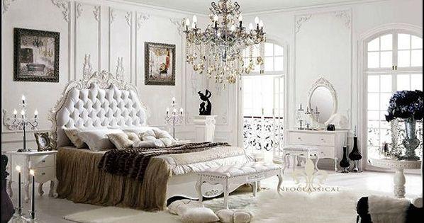luxury bedroom designs marie antoinette style theme decorating ideas