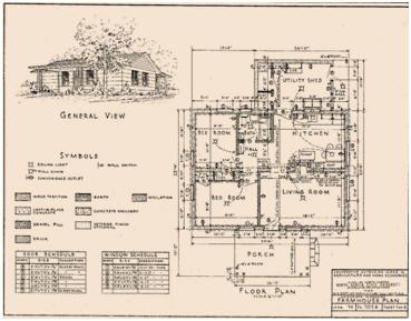 View North Dakota Home Plans  Pics