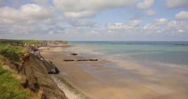 d day beaches arromanches