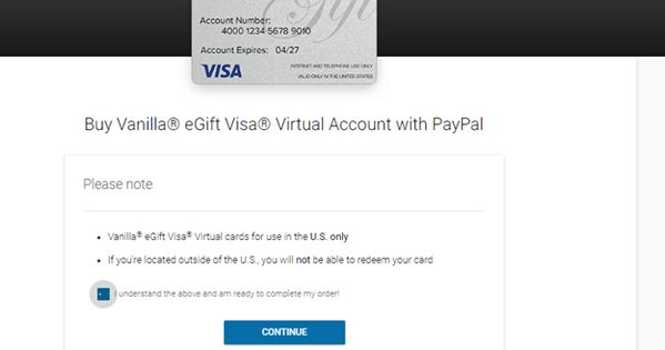 How To Buy Visa Gift Card With Paypal Instantly Mastercard Gift Card Virtual Card Prepaid Visa Card