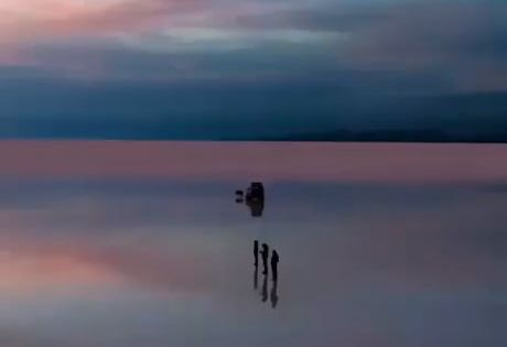 The Reflective Waters Of The Salar De Uyuni In Bolivia With Images