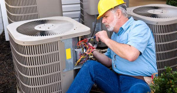 In Places With Extreme Warm Climates Air Conditioning Service