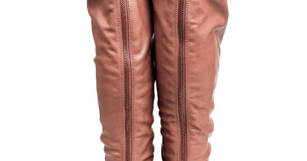 Back Zipper Riding Boots.. awesome color $34 I want some boots soooooo