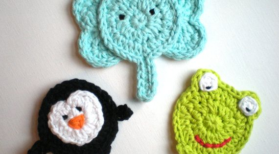 ... , Frog, InStaNT DowNLoaD, Permission to Sell Patterns, Crochet a