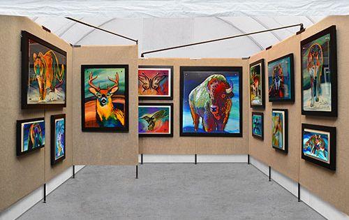 Diane Antheunisse Oatmeal Pro Panels Pinterest Booth