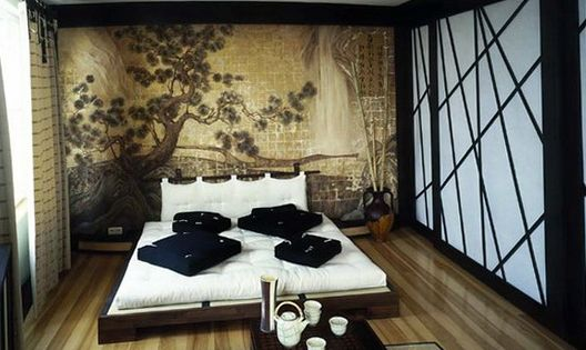 Japanese bedroom