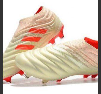 Nuovo Tacchetti da Calcio Adidas Copa 19+ FG Biancastro