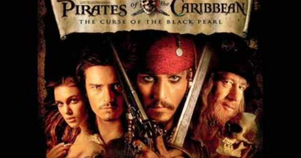 Pirates Of The Caribbean Soundtrack The Black Pearl Pirates Of The Caribbean Pirate Movies Fantasy Movies