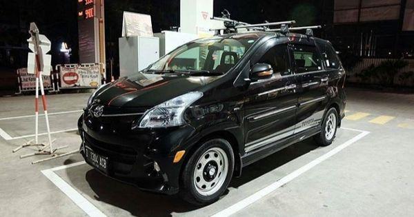Toyota Avanza Veloz Black Idm Mobil