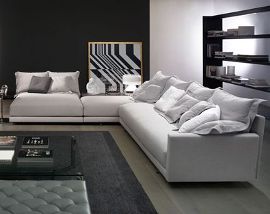 Modern Furniture Lighting Spencer Interiors Vancouver Modern Italian Sectionals Sofa Furniture Furniture Vancouver